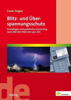 Blitz- und Überspannungsschutz von Ziegler,  Frank