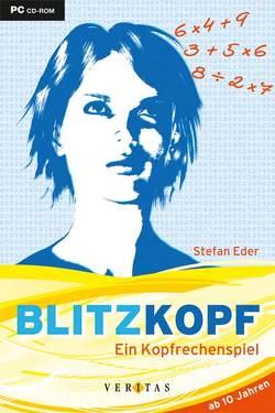 Blitzkopf. Ein Kopfrechenspiel. Schüler-CD-ROM in DVD-Box von Eder,  Stefan