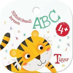 Blitzschnell lernen ABC 4+