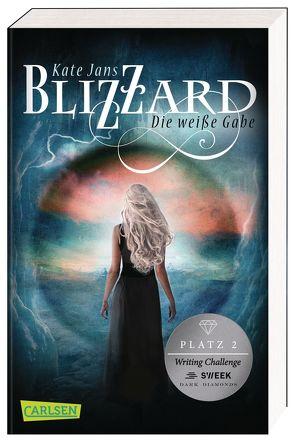 Blizzard. Die weiße Gabe von Jans,  Kate