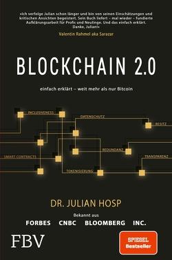 Blockchain 2.0 – einfach erklärt – mehr als nur Bitcoin von Hosp,  Julian