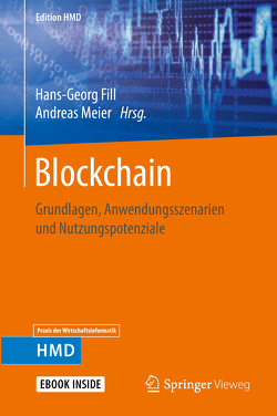 Blockchain von Fill,  Hans-Georg, Meier,  Andreas