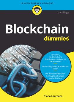 Blockchain für Dummies von Kommer,  Isolde, Laurence,  Tiana