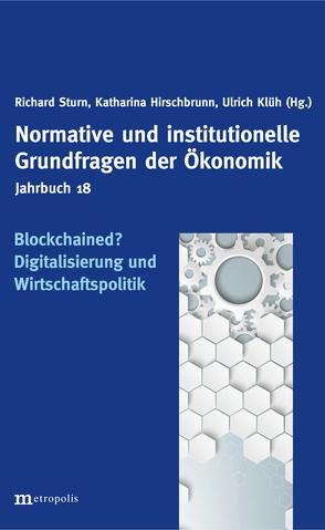 Blockchained? von Hirschbrunn,  Katharina, Klüh,  Ulrich, Sturn,  Richard