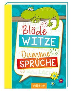 Blöde Witze, dumme Sprüche von Löwenberg,  Ute, Röhling,  Ilka