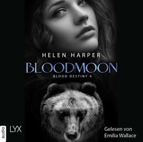 Blood Destiny – Bloodmoon von Harper,  Helen, Wallace,  Emilia