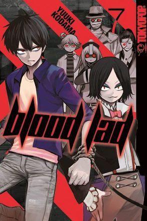 Blood Lad 07 von Kodama,  Yuuki