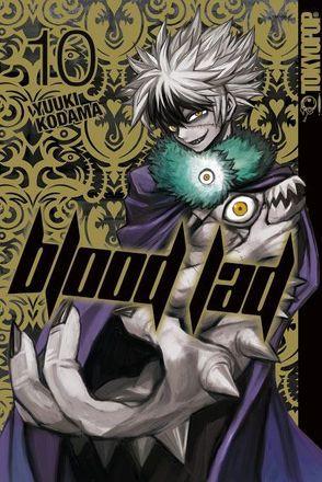 Blood Lad 10 von Kodama,  Yuuki