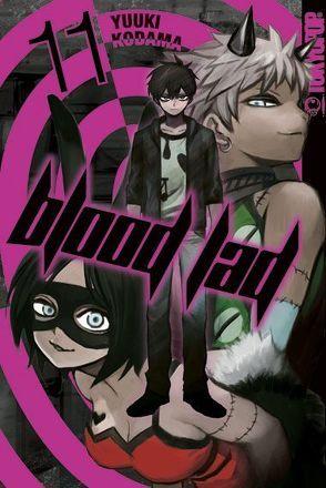 Blood Lad 11 von Kodama,  Yuuki