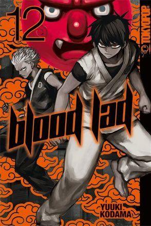 Blood Lad 12 von Kodama,  Yuuki