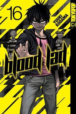 Blood Lad 16 von Kodama,  Yuuki