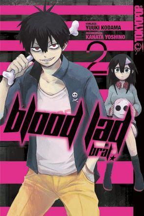 Blood Lad Brat 02 von Kodama,  Yuuki