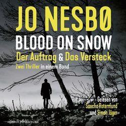 Blood on Snow. Der Auftrag & Das Versteck von Frauenlob,  Günther, Jäger,  Simon, Nesbø,  Jo, Rotermund,  Sascha