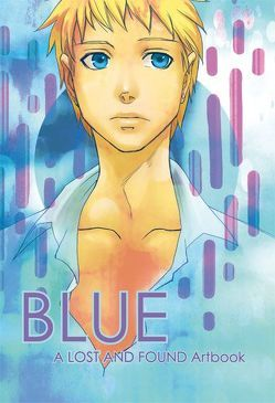 Blue – A Lost and Found Artbook von Ponczeck,  Mikiko