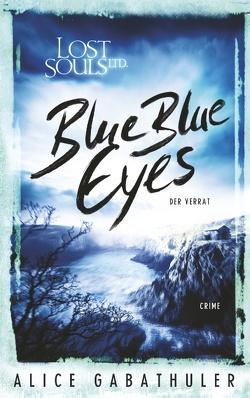 Blue Blue Eyes von Gabathuler,  Alice