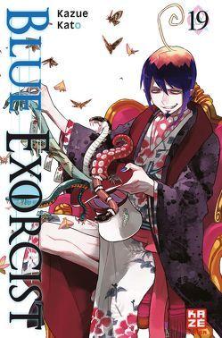 Blue Exorcist 19 von Kato,  Kazue, Schmitt-Weigand,  John