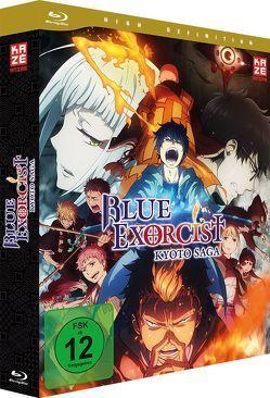 Blue Exorcist: Kyoto Saga (2. Staffel) – Blu-Ray 1 mit Sammelschuber (Limited Edition) von Hatsumi,  Koichi