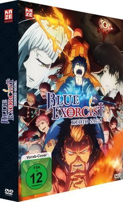 Blue Exorcist: Kyoto Saga (2. Staffel) – DVD 1 mit Sammelschuber (Limited Edition) von Hatsumi,  Koichi