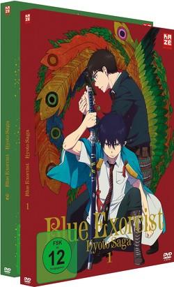 Blue Exorcist: Kyoto Saga – Staffel 2 – DVD-Gesamtausgabe von Hatsumi,  Koichi