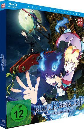 Blue Exorcist – The Movie – Blu-ray – Limited Edition von Takahashi, Atsushi