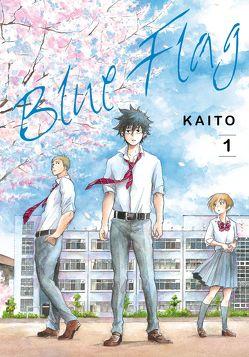 Blue Flag 1 von Kaito, Steggewentz,  Luise