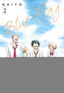 Blue Flag 2 von Kaito, Steggewentz,  Luise