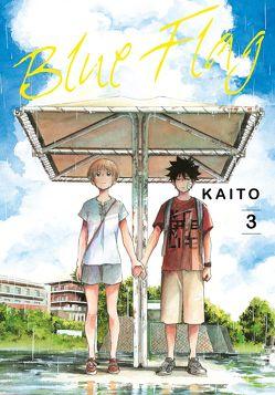 Blue Flag 3 von Kaito, Steggewentz,  Luise