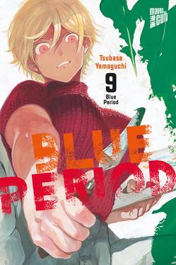 Blue Period 9 von Gericke,  Martin, Yamaguchi,  Tsubasa