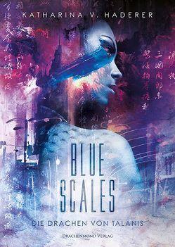 Blue Scales von Haderer,  Katharina V.