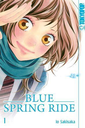 Blue Spring Ride 01 von Sakisaka,  Io