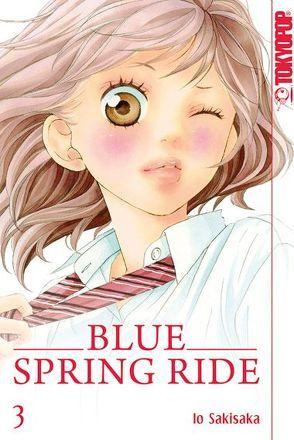 Blue Spring Ride 03 von Sakisaka,  Io