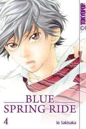 Blue Spring Ride 04 von Sakisaka,  Io