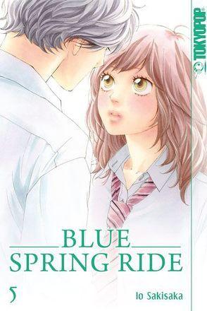 Blue Spring Ride 05 von Sakisaka,  Io