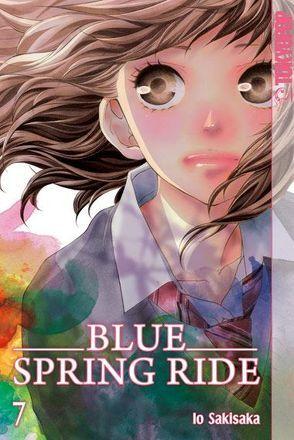 Blue Spring Ride 07 von Sakisaka,  Io