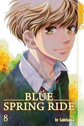 Blue Spring Ride 08 von Sakisaka,  Io