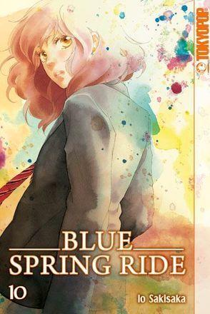 Blue Spring Ride 10 von Sakisaka,  Io