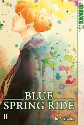 Blue Spring Ride 11 von Sakisaka,  Io