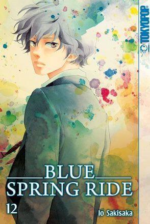 Blue Spring Ride 12 von Sakisaka,  Io
