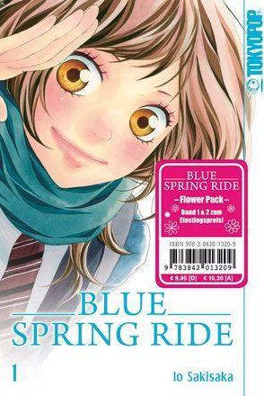 Blue Spring Ride Flower Pack von Sakisaka,  Io