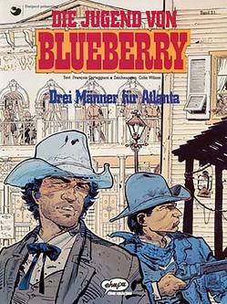 Blueberry 31 Die Jugend (8) von Corteggiani,  François, Wilson,  Colin