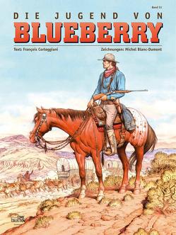 Blueberry 51 (Jugend 22) von Berner,  Horst, Blanc-Dumont,  Michel, Corteggiani,  François
