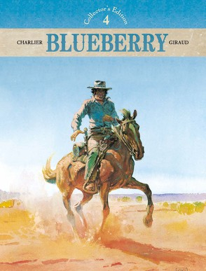 Blueberry – Collector's Edition 04 von Berner,  Horst, Blocher,  Anselm, Charlier,  Jean-Michel, Ewerhardy-Blocher,  Astrid, Giraud,  Jean