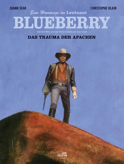 Blueberry – Hommage 01 von Blain,  Christophe, Sfar,  Yoann
