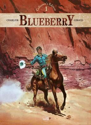 Blueberry – Collector's Edition 01 von Berner,  Horst, Blocher,  Anselm, Charlier,  Jean-Michel, Ewerhardy-Blocher,  Astrid, Giraud,  Jean