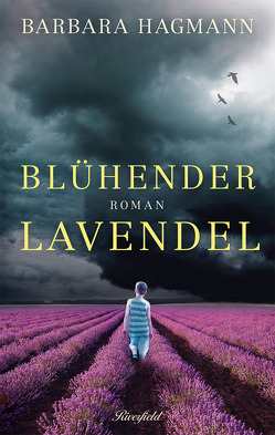 Blühender Lavendel von Hagmann,  Barbara