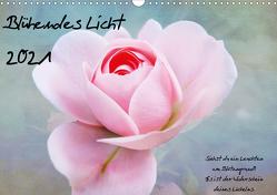 Blühendes Licht (Wandkalender 2021 DIN A3 quer) von Walter,  Hannelore