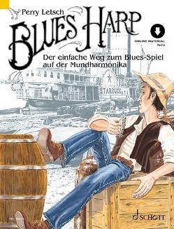 Blues Harp von Letsch,  Perry