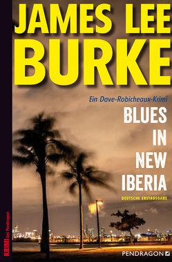 Blues in New Iberia von Bürger,  Jürgen, Burke,  James Lee