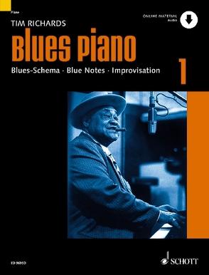 Blues Piano von Richards,  Tim