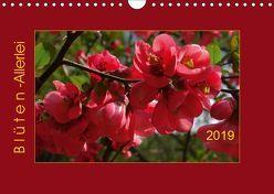 Blüten-Allerlei (Wandkalender 2019 DIN A4 quer)